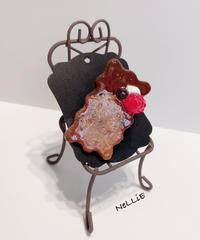 NeLLiE/ネリィ チョコクッキーリング 2-24