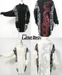 QutieFrash/キューティーフラッシュ 7930-BL BIGシャツ