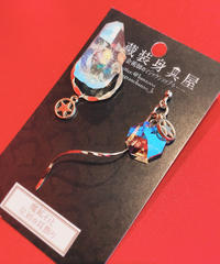 伴蔵装身具屋  魔鉱石と星屑の耳飾り 99