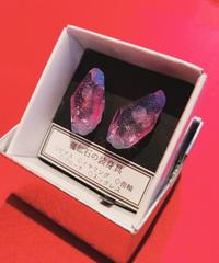 伴蔵装身具屋 魔鉱石の耳飾り 107