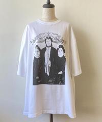 hellbent lab./ヘルベントラボ  BIGシルエットTシャツ「FOX姉妹」(Lサイズ)