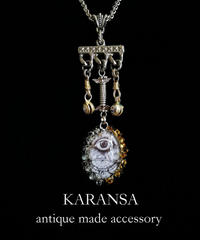 KARANSA/カランサ KN-140 プロビデンスアイネックレス