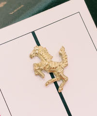 kaus/カウス skull make horse 金