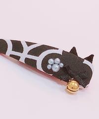 花美鈴 0057 ヘアピン猫ちゃん ハチワレ1