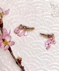 実柚季のまつげ 225 桜の涙