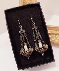 Phantom Jewelry/ファントムジュエリー ランプのピアス