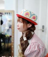 Coco&Ami/ココトアミ HAT-OT-OMC2904RD コラ帽企画!おもちゃのチャチャチャ/部長レッド