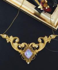 No.96 0603-AM14 ゴルゲット(gold)