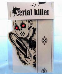 Fish Born Chips/フィッシュボーンチップス シャツクリップ/men's 【serial killer/マスク】