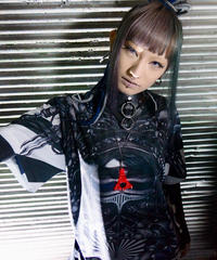 "D/3 / ディースリーD/3『二玖×D/3""コラボ ""是正装置』 フルカラーTシャツ"