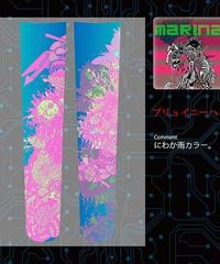 D/3/ディースリー 【marina】ブリュイ ニーハイ