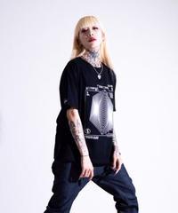D/3/ディースリー ストリングス スクエア ver3.0 ビッグTシャツ