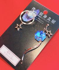伴蔵装身具屋  魔鉱石と星屑の耳飾り 98