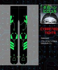 D/3/ディースリー 【タカハシヒロユキ】CYBER Neon Tights