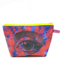 hellbent lab./ヘルベントラボ  mini pouch(eye/dot)