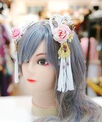 花美鈴/はなみりん   0041   龍の髪飾り ②