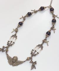 Phantom Jeweiry 天使と燭台のネックレス