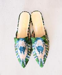 *旅するシューズ*38size ikat shoes
