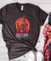 *CITY tee*Moscow Tee