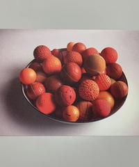 アヌ・トゥオミネン ポストカード「裏庭のオレンジ」