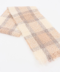 Boucle mohair scarf   lfm-94202
