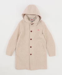 WOOL MOSSER LONG COAT      lgl-95016