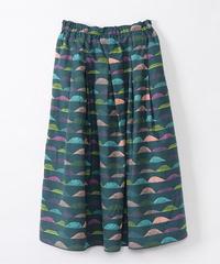 PIKU SAARI スカート      las-95006