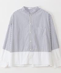 コンビネーションH.Nワイドシャツ  lab-95089k