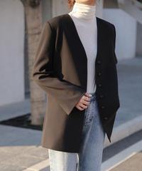 walnut button jacket
