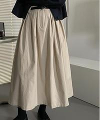 umbrella long skirt/3color