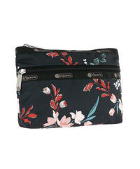 [レスポートサック] lesportsac Cosmetic Clutch CANYON ROSE 7105 E297 ポーチ