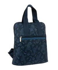 [レスポートサック] lesportsac Everyday Backpack DENIM PAISLEY 8240 D971 バックパック
