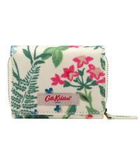[キャスキッドソン] cath kidston スモール フォールドオーバー ウォレット トワイライトガーデン Warm Cream 105244016194102 財布