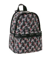 [レスポートサック] lesportsac Basic Backpack TWEEDY BLACK 7812 F070 バックパック