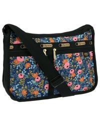 [レスポートサック] lesportsac Deluxe Everyday Bag ROSA 7507 G301 ショルダーバッグ