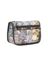 [レスポートサック] lesportsac  Tom & Jerry Travel Cosmetic in TOM AND JERRY COMIC 7315 K778 ポーチ