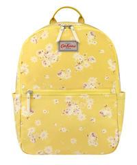 [キャスキッドソン] cath kidston フォルダウェイ バックパック デイジーローズ Soft Yellow 105246816459102 バックパック