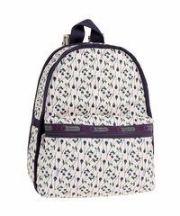 [レスポートサック] lesportsac Basic Backpack BACHELORS BUTTON 7812 D940 バックパック
