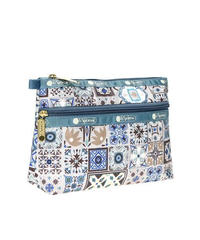 [レスポートサック] lesportsac  Cosmetic Clutch MARRAKESH MARKET 7105 K809 ポーチ