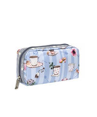 [レスポートサック] lesportsac Rectangular Cosmetic TEA FOR TWO 6511 F105 ポーチ