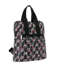 [レスポートサック] lesportsac Everyday Backpack TWEEDY BLACK 8240 F070 バックパック