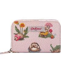 [キャスキッドソン] cath kidston ポケットパース ミニガーデンクラブ Vintage Pink 105144815902102 財布