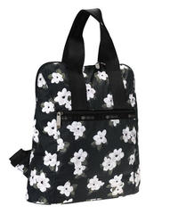 [レスポートサック] lesportsac Everyday Backpack NEWPORT FLORAL 8240 F185 バックパック