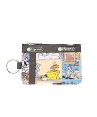 [レスポートサック] lesportsac Tom & Jerry ID CARD CASE in TOM AND JERRY COMIC 2437 K778 ポーチ