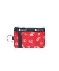[レスポートサック] lesportsac ID CARD CASE FIESTA RED 2437 F096 ポーチ
