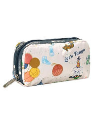 [レスポートサック] lesportsac Rectangular Cosmetic DANCE PARTY 6511 F132 ポーチ