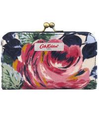 [キャスキッドソン] cath kidston ヴェルヴェト クラスプ パース オックスフォードローズ Cream Multi 105148615973102 財布