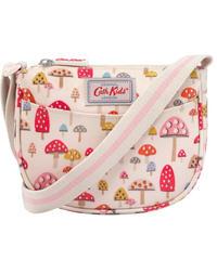 [キャスキッドソン] cath kidston キッズ ハーフムーン ハンドバッグ ミニマッシュルーム Cream Multi 105127615792102 ショルダーバッグ