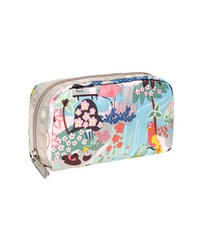 [レスポートサック] lesportsac Rectangular Cosmetic ISLAND PARTY 6511 F197 ポーチ