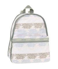 [レスポートサック] lesportsac Basic Backpack HINT OF SPRING 7812 D933 バックパック